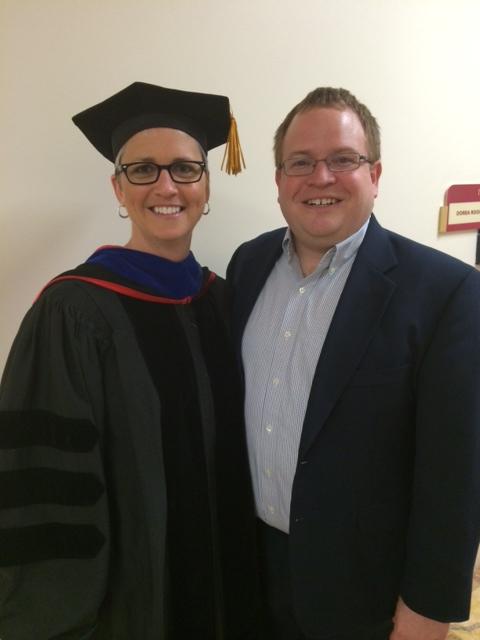 Dr. and Rev. Ward.
